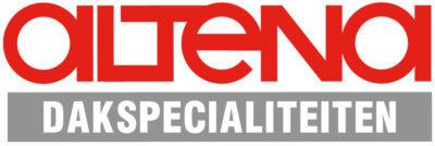 Het logo van Altena Dakspecialiteiten
