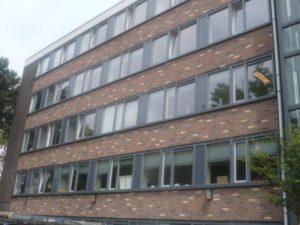 Het Zonnehuis in Vlaardingen met het E-brick systeem als referentieproject van Altena Steenhandel