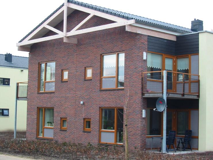 Referentieproject appartementen in Wezep - Altena Steenhandel
