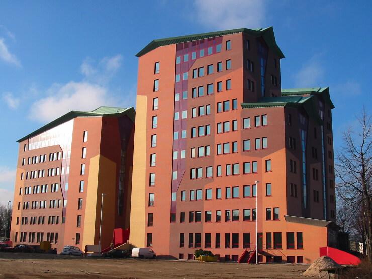 Referentieproject in Deventer - Altena Steenhandel