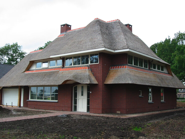 Referentieproject woning in Elburg - Altena Steenhandel