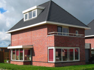 Referentieproject woning in Hypolitushoef - Altena Steenhandel
