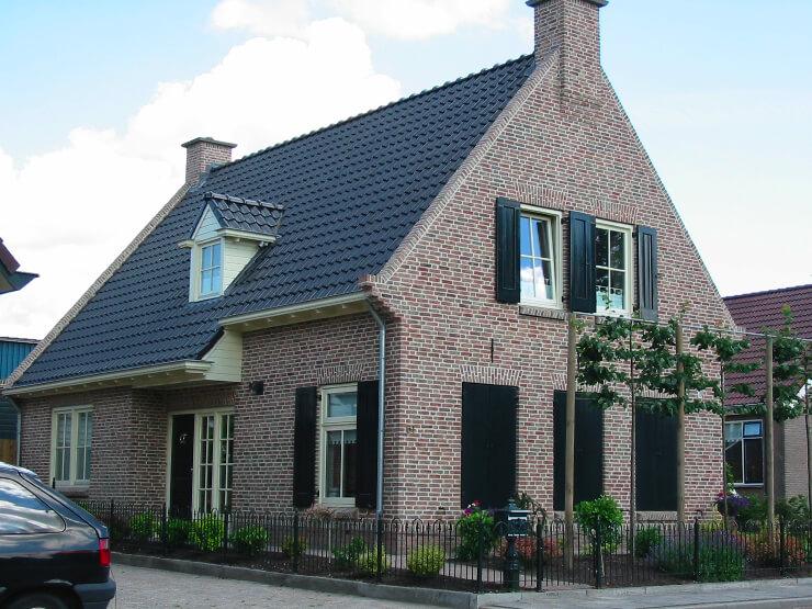 Referentieproject woning in IJsselmuiden - Altena Steenhandel