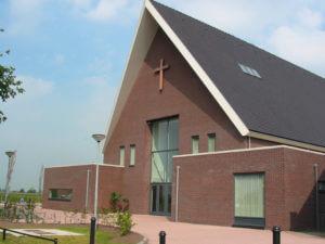 Referentieproject kerk ik Oldebroek - Altena Steenhandel
