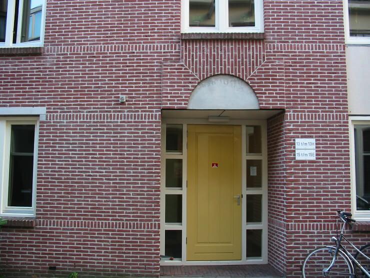 Referentieproject de Koestraat in Zwolle - Altena Steenhandel