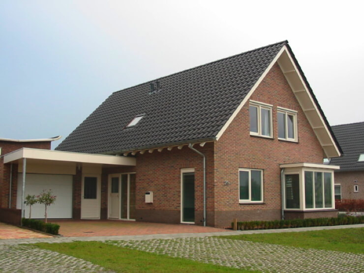 Referentieproject woning in Wezep - Altena Steenhandel