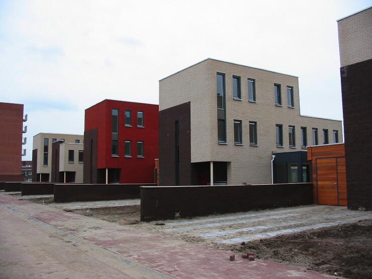 Referentieproject woningen in Zwolle - Altena Steenhandel