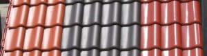 Productfoto van dakpannen - Altena Steenhandel