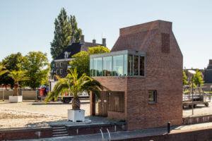 Referentiegebouw Havengebouw in Zwolle - Altena Steenhandel