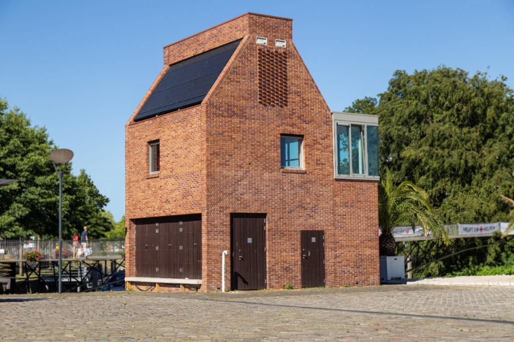 Referentieproject Havengebouw in Zwolle - Altena Steenhandel