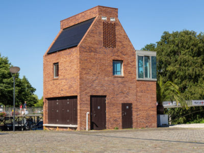 Referentieproject Havengebouw in Zwolle - Altena Steenhandel