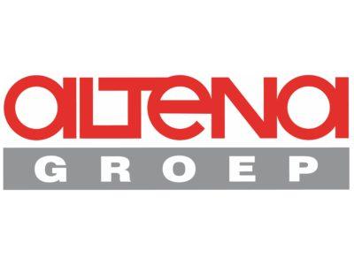 Het logo van Altena Groep